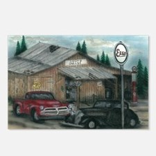 Cody's Garage Postcards (Package of 8)