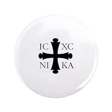 """ICXC NIKA 3.5"""" Button"""