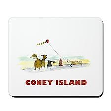Coney Island Mousepad