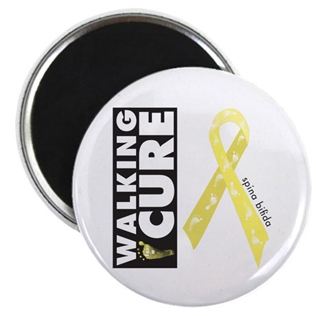 """Pale yellow ribbon for spina 2.25"""" Magnet (100 pac"""