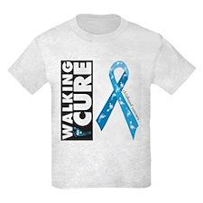 Pale blue ribbon for childhoo T-Shirt