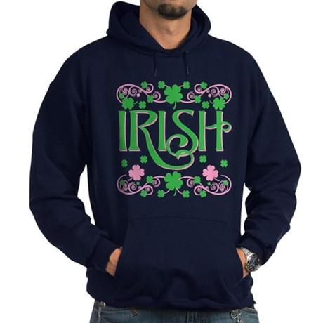 Irish Hoodie (dark)
