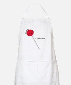 Sucker for a good cause BBQ Apron