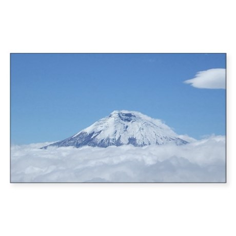 Cotopaxi Rectangle Sticker