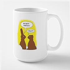 8-bunnyedited Mugs