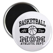 Basketball Mom Magnet