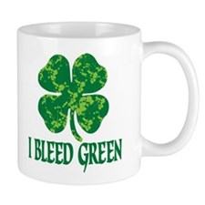 I'm so Irish I bleed Green! Mug