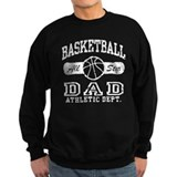 Basketball dad Sweatshirt (dark)