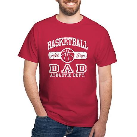 Basketball Dad Dark T-Shirt