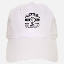Basketball Dad Baseball Baseball Cap