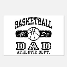 Basketball Dad Postcards (Package of 8)