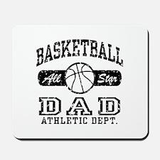 Basketball Dad Mousepad