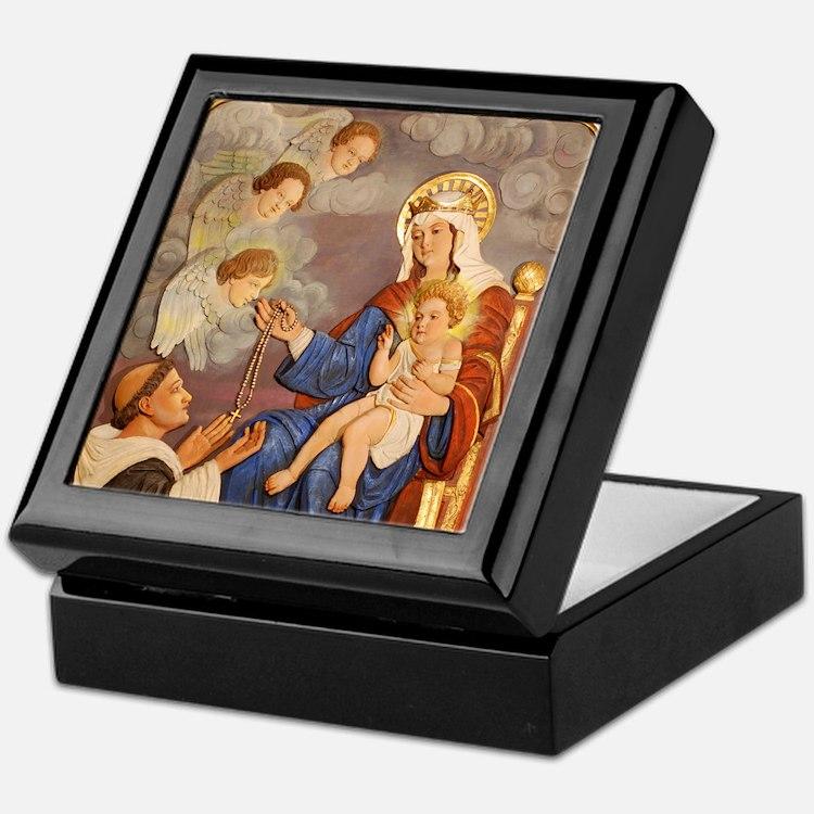St Dominic Keepsake Box