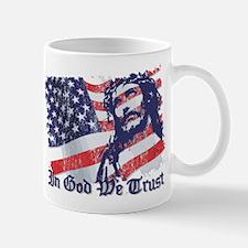 Cute Catholic conservative american Mug