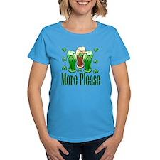 More Please! Irish Tee