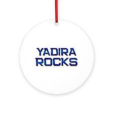 yadira rocks Ornament (Round)