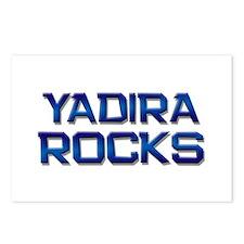 yadira rocks Postcards (Package of 8)