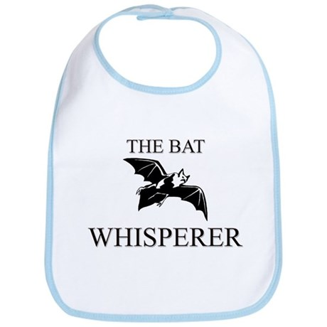 The Bat Whisperer Bib