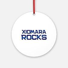 xiomara rocks Ornament (Round)
