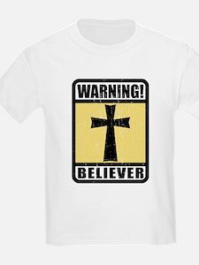 Cute Bible warning T-Shirt
