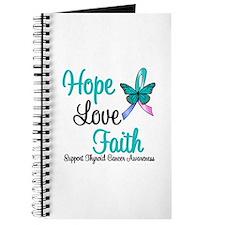 Thyroid Cancer Hope Faith Journal