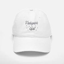 Vampire Gal Baseball Baseball Cap