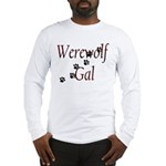 Werewolf Gal Long Sleeve T-Shirt