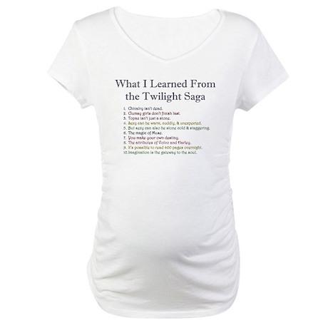 Top Ten Maternity T-Shirt