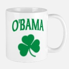 Irish Obama Small Small Mug