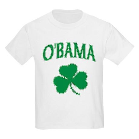 Irish Obama Kids Light T-Shirt