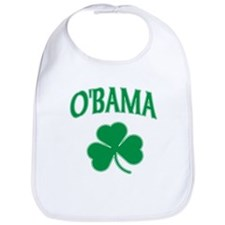 Irish Obama Bib
