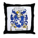 Axelsen Coat of Arms Throw Pillow