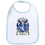 Axelsen Coat of Arms Bib