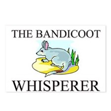 The Bandicoot Whisperer Postcards (Package of 8)
