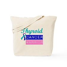TC Cancer Warrior Tote Bag