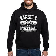 Varsity Basketball Hoodie