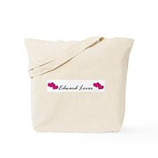 Edward lover Tote Bag