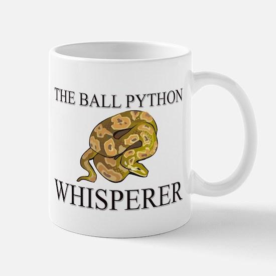 The Ball Python Whisperer Mug