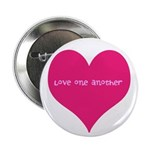 """Love one another 2.25"""" Button (100 pack)"""