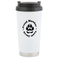 Imprinted Travel Mug