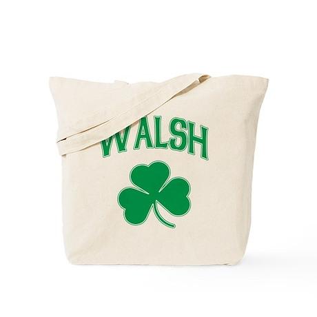 Irish Walsh Tote Bag