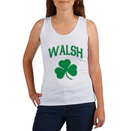 Irish Walsh Women's Tank Top