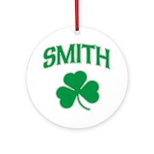 Irish Smith Ornament (Round)