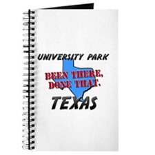 university park texas - been there, done that Jour