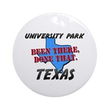 university park texas - been there, done that Orna
