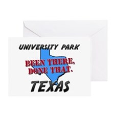university park texas - been there, done that Gree