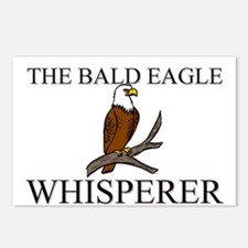 The Bald Eagle Whisperer Postcards (Package of 8)