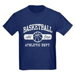Basketball Kids Dark T-Shirt