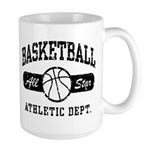 Basketball Large Mug