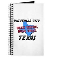 universal city texas - been there, done that Journ